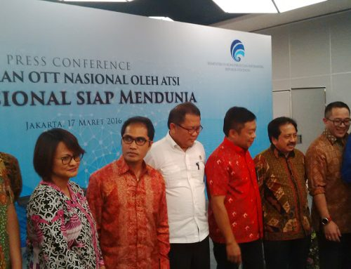 Pers Conference OTT Nasional 2016