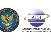 ATSI Menandatangani Nota Kesepahaman Dengan BSSN