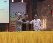 Penandatanganan Peraturan Tentang IMEI Oleh Tiga Kementerian